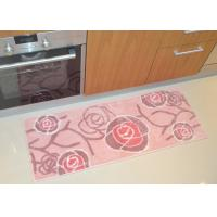 Wholesale Elegant style comfortable absorption Microfiber Kitchen Mats of customized size from china suppliers