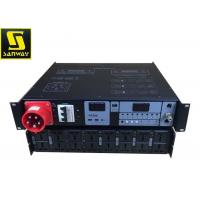 Wholesale 20KW 8CH Digital Sound Processor with Biphase / Triphase Power Sequence Controller from china suppliers
