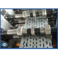 Wholesale Galvanized steel Heavy Duty Cable Tray Roll Forming Machine10-18m/min from china suppliers