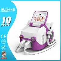 Wholesale Beijing Sanhe Portable 3 in 1 IPL SHR Super Hair Removal Machines from china suppliers