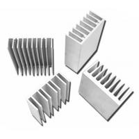 Wholesale 6063 6061 6005 Aluminum Heatsink Extrusion Profiles With CNC Machining from china suppliers