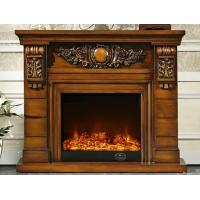 Wholesale Led Fake Flame European Electric Fireplace Freestanding Portable from china suppliers