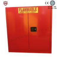 Wholesale Heavy Duty Steel Chemical Flammable Liquid Hazardous Storage Cupboards / Cabinets from china suppliers