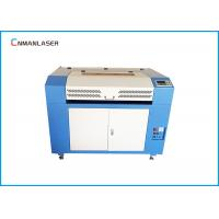 Wholesale 6090 Portable Auto feeding Laser Engraving Cutting Machine Working on  Acrylic Wood from china suppliers