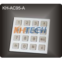 Wholesale Stainless steel Vending Machine keypad from china suppliers