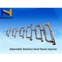 Wholesale Adjustable Stainless Steel Ozone Injector For Swimming Pools 1 inch 2 inch from china suppliers