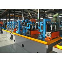 Wholesale Steel ERW Pipe Mill / Straight Seam Welded Pipe Production Line from china suppliers