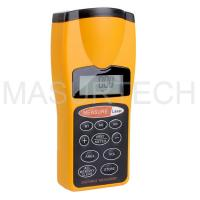 Wholesale Multi-function LCD Ultrasonic Distance Meter Measure Ultrasonic Range Finder with Laser from china suppliers