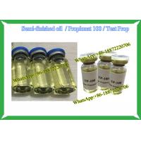 Wholesale Premixed Steroid Injection Oil Propionat 100 / Testosterone Propionate /Test Prop from china suppliers