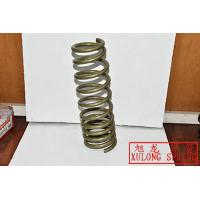 gold powder coated off road vehicle coil springs for aftermarket