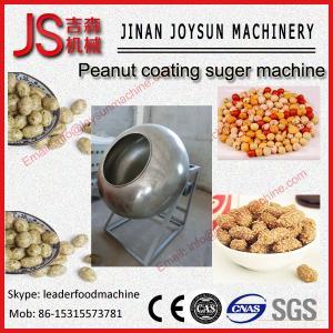 Wholesale Chocolate Peanut Coating Machine Polishing Machine Easy Operation from china suppliers