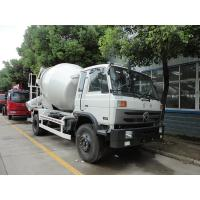 Wholesale Factory sale best price dongfeng 190hp 5cbm concrete mixer truck, HOT SALE! dongfeng 4*2 LHD cement mixer truck from china suppliers
