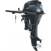 Wholesale 4 Stroke 20HP 14.7KW Short Shaft Yamaha Outboard Motors F20BMHS from china suppliers