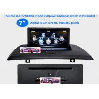 "Wholesale 7"" Car DVD Player GPS Navigator Stereo Multimedia Bluetooth 1080P Video for B-M-W X3 E83 from china suppliers"