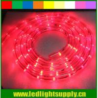 Wholesale 2 wire led flex red christmas rope lights wal-mart approved factories from china suppliers