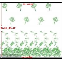 Wholesale TC VOILE EMBROIDERY from china suppliers