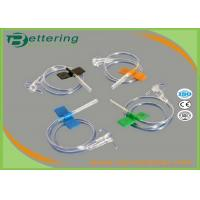 Buy cheap Butterply Shape Disposable Medical Sterile Vacuum Blood Collection Needle Blood sampling needle blood collector from wholesalers