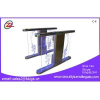 Wholesale Customized Full Automatic Systems Turnstiles Security Barriers Waterproof from china suppliers