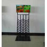 Wholesale Metal Staggered Tile Display Racks For Building Material Store from china suppliers
