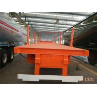 Wholesale 30 - 60TON Wood Transportation Logging Trailer For Carrying Timber from china suppliers