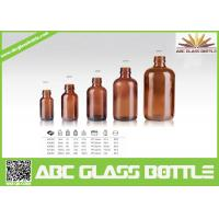 Wholesale Trustworthy China Supplier Amber Glass Bottle For Amber from china suppliers