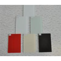 Quality Black Painted glass / colored glass / tinted glass of 2mm,3mm,4mm,5mm,6mm, RAL9005 for sale
