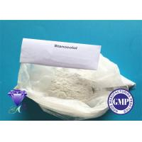 Wholesale Bodybuilding Oral Anabolic Steroids Stanozolol Winstrol Avodart CAS 10418-03-8 from china suppliers