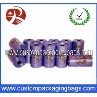 Wholesale LDPE OXO Biodegradable Colorful Dog Poop Bags With Roll Used For Cat from china suppliers