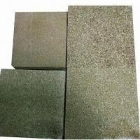 Quality Fireproof Vermiculite Boards, Heat/Sound Insulation, Damp-proof and Moisture Absorption for sale