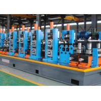 Wholesale Heavy Duty Auto ERW Pipe Mill Large 140mm Pipe Diameter ISO Certification from china suppliers