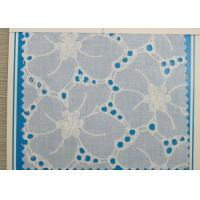Wholesale Water Soluble Eyelet Wide Stretch Lace Trim With Flower Pattern For Underwear CY-CX0112 from china suppliers