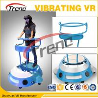 Wholesale 5.5 Inch HD 2K Screen Roller Coaster Vibrating VR Simulator For Amusement Park from china suppliers