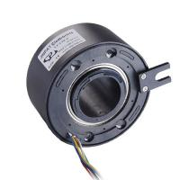 Wholesale 6 Ways Big Bore Slip Ring With 38.1mm Hole / Electrical Swivel Connector For Machine Tool from china suppliers