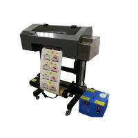Wholesale A3 / A4 Paper Roll Label Printer Machine With Epson Original Printhead from china suppliers
