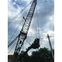 Wholesale used hitachi pilling rig Th55 made in japan Hydraulic Truck Crane HITACHI TH55-2 from china suppliers