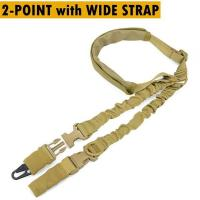 Wholesale Adjustable Tactical Gun Sling Rope Wide Shoulder Strap Cover from china suppliers