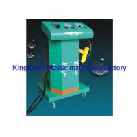 Wholesale Christmas Tree Flocking Machine , Electrostatic Flocking Machine For Jewelry Box from china suppliers