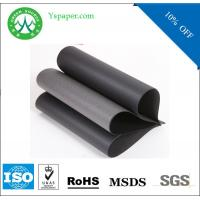 Wholesale Rolling paper mill 350gsm recycled paper black paperboard from china suppliers