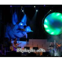 Wholesale 2m Height Inflatable Pig for Concert Decoration Props and Stage Supplies from china suppliers