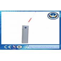 Wholesale Grey Color automatic barrier gate / car parking barriers Operator Manual Release from china suppliers