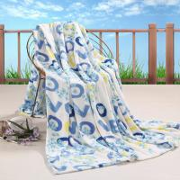 Wholesale All Season Printed Coral Custom Fleece Blankets , 100% Polyester Blanket for Adults from china suppliers