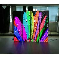 Wholesale promotion price P2 mirror LED display screen with super slim cabinet for shop window advertising from china suppliers