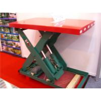 Wholesale Stationary electric automatic Scissor Table Lift 3000KG 1.5Kw from china suppliers