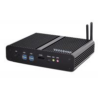 Wholesale i7-4500U Dual NIC fanless mini pc 4 USB3.0 4USB2.0 with WIFI / 3g / 4g / Bluetooth from china suppliers