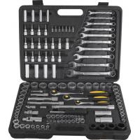 Wholesale Multifunctional 120pcs Hand Socket Set / Ratchet and Socket Set 1/4 inch 3/8inch 1/2inch from china suppliers