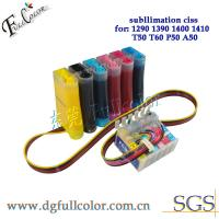 Wholesale PP CISS Continuous Ink Supply System With laster version combo chip for Epson 1390 printer from china suppliers