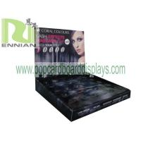 Quality Cosmetic Cardboard Counter Displays FSDU For Eye Wear Cardboard Floor Display ENCD075 for sale