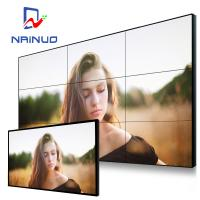 Quality 3.5 Mm Multi Screen Video Wall Narrow Side High Brightness Wled Backlight for sale