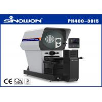 Wholesale 400mm Diameter Screen Digital Profile Projector With Large Working Travel from china suppliers