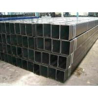 Wholesale Hot Rolled Steel Hollow Section, Galvanized Black Welded Rectangular Steel Tubes Q235B, Q345B from china suppliers